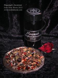 Naamah Incense