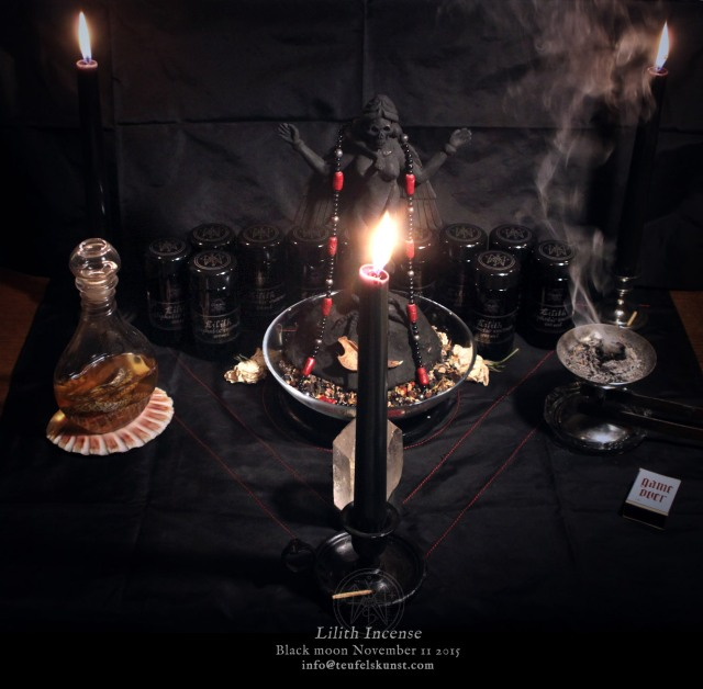 Lilith Incense