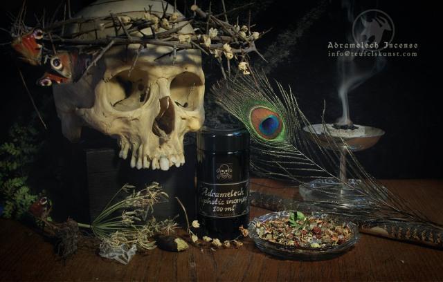 Adramelech Incense