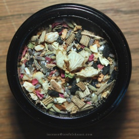 Sakura Yume, oneiric incense