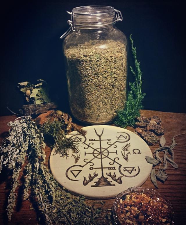 samhain-incense